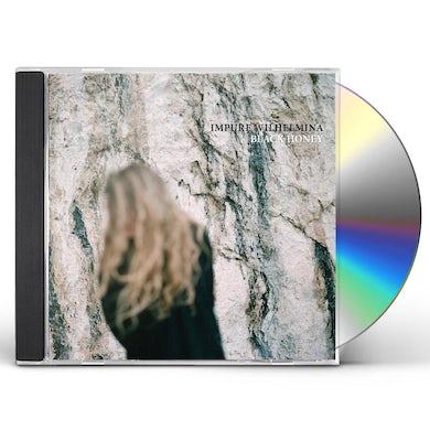 Impure Wilhelmina BLACK HONEY CD