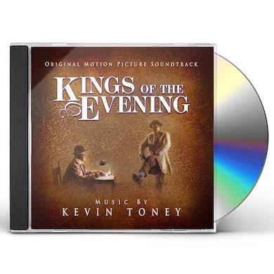 Kevin Toney KINGS OF THE EVENING - Original Soundtrack CD