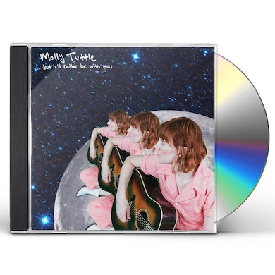 Molly Tuttle ...BUT I'D RATHER BE WITH YOU CD