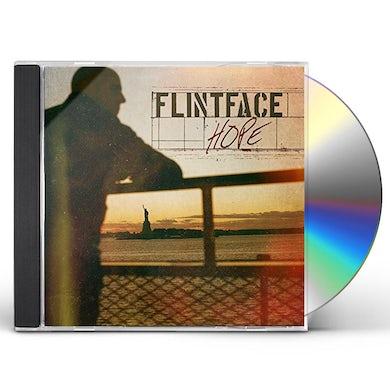 FLINTface HOPE CD