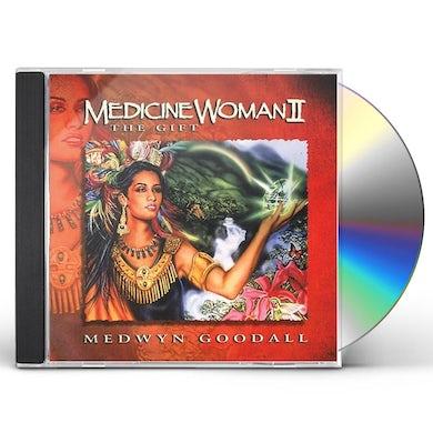 Medwyn Goodall MEDICINE WOMAN 2 CD