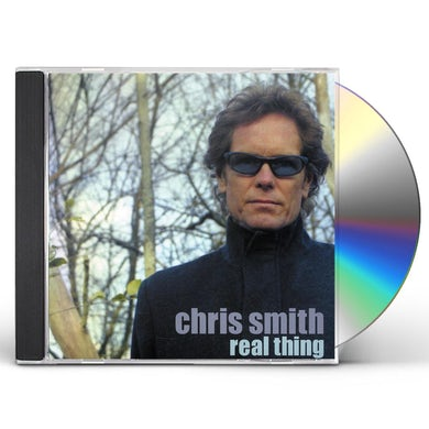 Chris Smith REAL THING CD