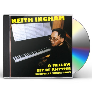 Keith Ingham MELLOW BIT OF RHYTHM CD