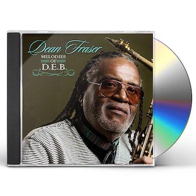 Dean Fraser MELODIES OF D.E.B. CD