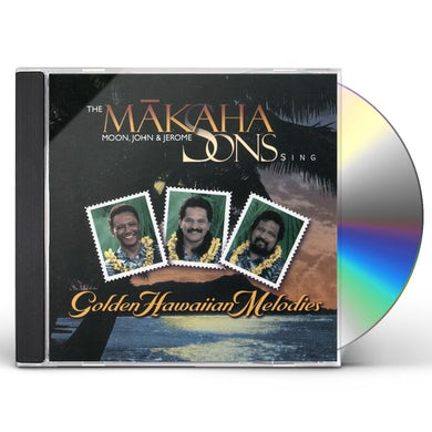 SING GOLDEN HAWAIIAN MELODIES CD
