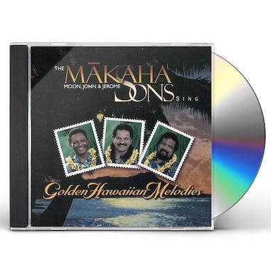 Makaha Sons SING GOLDEN HAWAIIAN MELODIES CD
