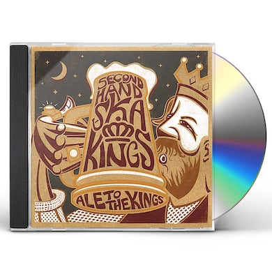 Secondhand Ska Kings ALE TO THE KINGS CD