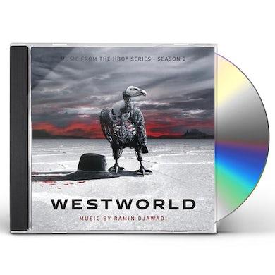 RAMIN DJAWADI WESTWORLD: SEASON 2 CD