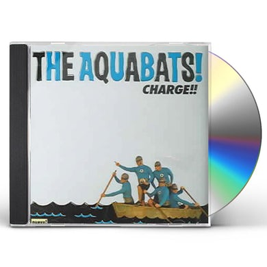 Aquabats CHARGE CD