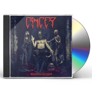 Cancer SHADOW GRIPPED CD