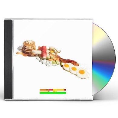 Battles LA DI DA DI CD
