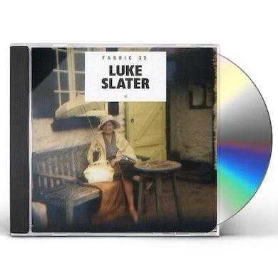 Luke Slater FABRIC 32 CD