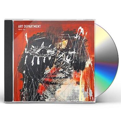 Art Department FABRIC 82 CD