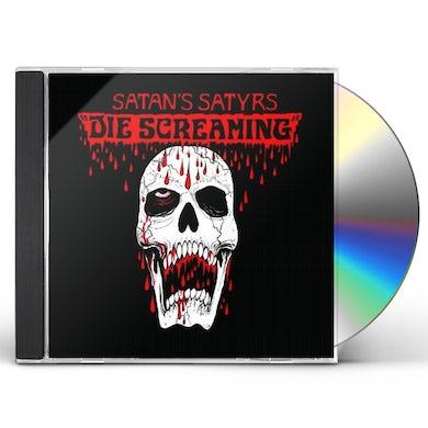 Satan'S Satyrs DIE DREAMING CD