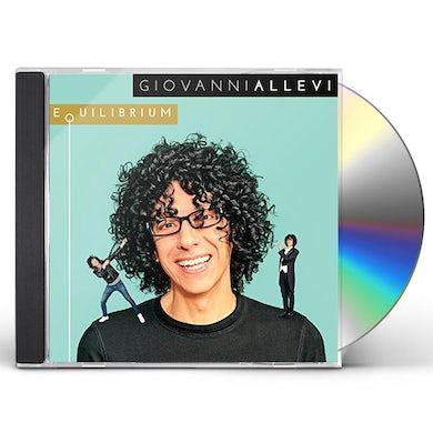 Giovanni Allevi EQUILIBRIUM CD