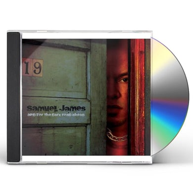 Samuel James FOR THE DARK ROAD AHEAD CD
