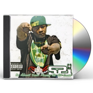 Spider Loc BAYMAAC CD