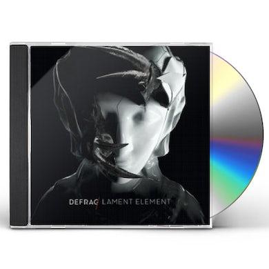 Defrag LAMENT ELEMENT CD