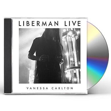 Vanessa Carlton LIBERMAN LIVE CD