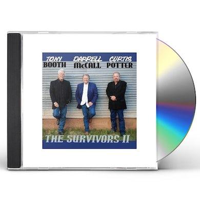 Tony Booth SURVIVORS 2 CD