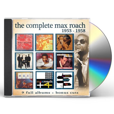 COMPLETE MAX ROACH: 1953-1958 CD