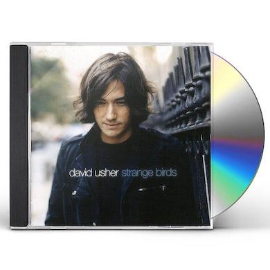 David Usher STRANGE BIRDS CD