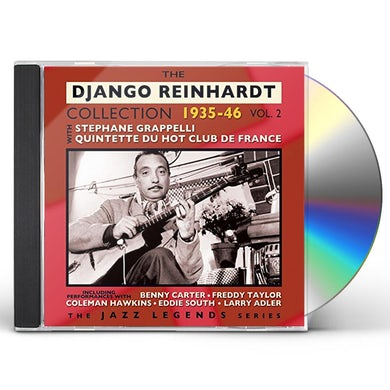 Django Reinhardt COLLECTION 1935-46 VOL. 2 CD