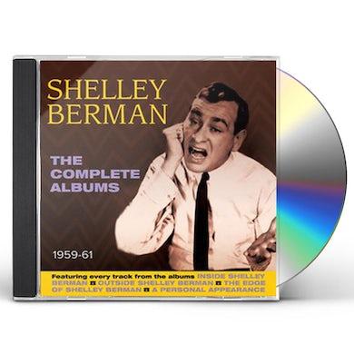 Shelley Berman COMPLETE ALBUMS 1959-61 CD
