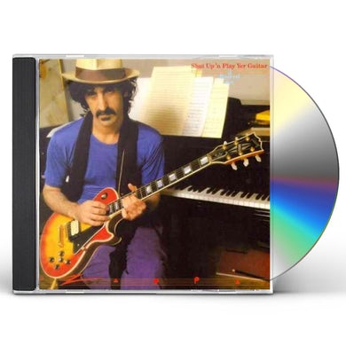 Frank Zappa SHUT UP 'N PLAY YER GUITAR CD