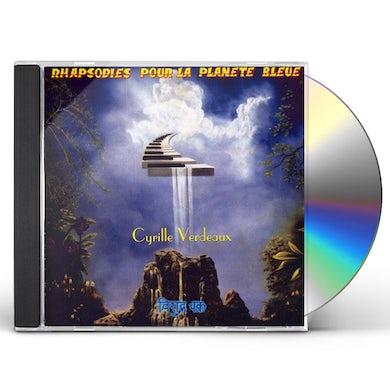 Cyrille Verdeaux RHAPSODIES POUR LA PLANETE BLEUE CD