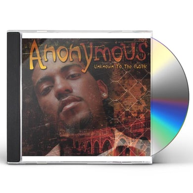 Anonymous UNKNOWN TO THE PUBLIC CD