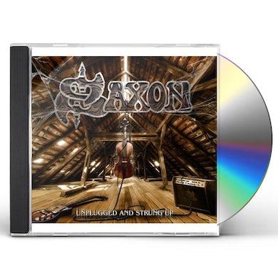 Saxon UNPLUGGED & STRUNG UP CD