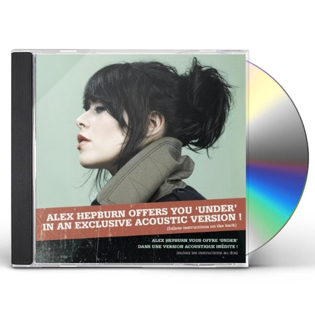 Alex Hepburn TOGETHER ALONE CD