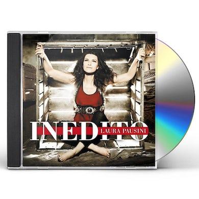 Laura Pausini INEDITO-SPANISH & ITALIAN VERSION CD