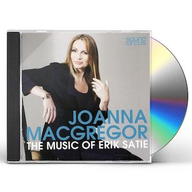 Joanna Macgregor MUSIC OF ERIK SATIE CD