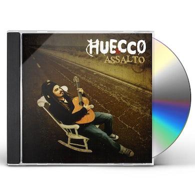 Huecco ASSALTO CD