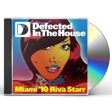DEFECTED IN THE HOUSE: MIAMI 10 CD