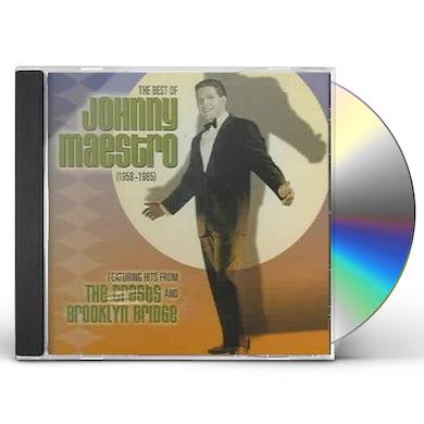 Best Of Johnny Maestro (1958-1985) CD