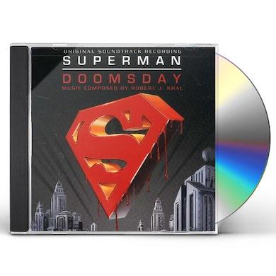 Robert Kral SUPERMAN: DOOMSDAY / Original Soundtrack CD