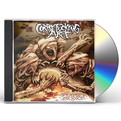 SPLATTER DELUXE CD
