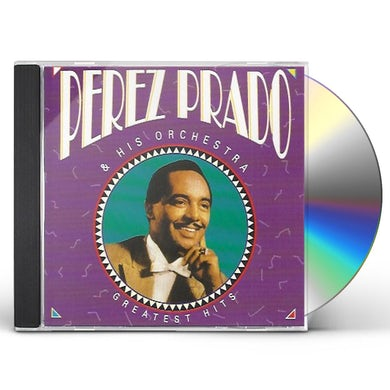 Perez Prado GREATEST HITS CD