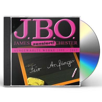 J.B.O. FUR ANFANGER CD