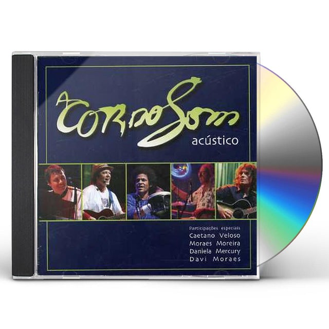 A Cor Do Som ACUSTICO: MUDANCA DE ESTACAO CD
