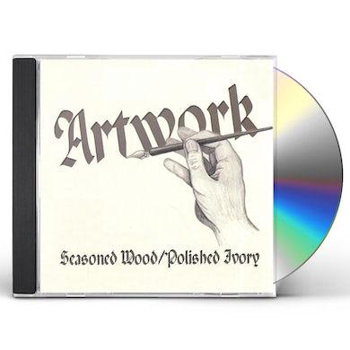 SEASONED WOOD/POLISHED IVORY CD