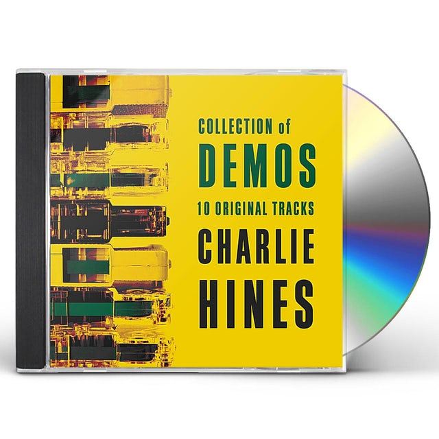 Charlie Hines COD-COLLECTION OF DEMOS CD
