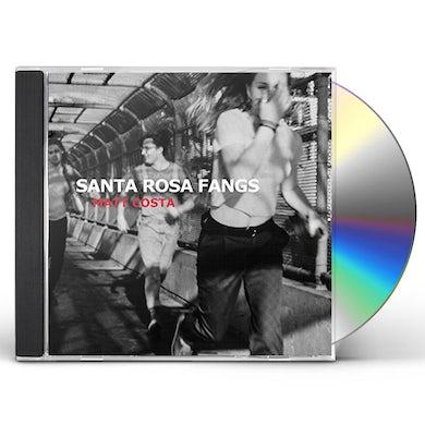 Matt Costa SANTA ROSA FANGS CD