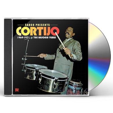 Cortijo ANSONIA YEARS: 1969-1971 CD