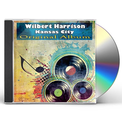 Wilbert Harrison KANSAS CITY: 1953-1962 SIDES CD