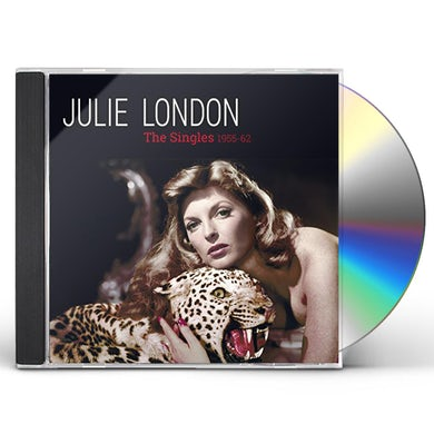 Julie London COMPLETE 1955-1962 SINGLES + 6 BONUS TRACKS CD