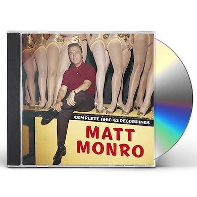 Matt Monro COMPLETE 1960-1962 RECORDINGS CD